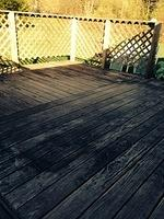 Deck before May 9, 2014